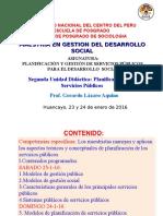 PyGSPDS II Unidad Didactica