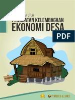 2016 Penguatan Kelembagaan Ekonomi Desa