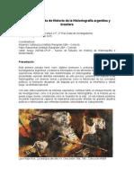 Primera Jornada de Teoría de La Historia e Historiografía Argentina y Brasilera