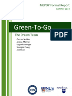 MEPDP Final Project Report