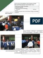 Laporan Pelaksanaan Program Pendidikan Pencegahan Dadah