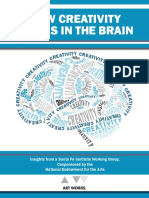 How Creativity Works in the Brain Report