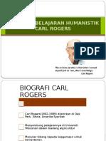 Teori Pembelajaran Humanistik-carl Rogers