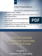 Operating System Concepts Chapter1