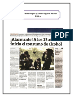 estudio toxicologico y medico legal del alcohol etilico