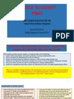 Strategic Management ARMY 2015 Chp8