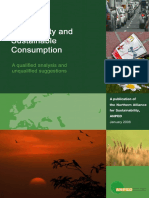 Biodiver Biodiversities and sustainable consumptionsities and Sustainable Consumption