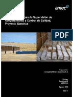 160114 - Procedimiento Superv QAQC Quechua