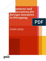 Pwc Investment and Tax Incentives for Foreign Investors Vert