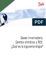 GreenhouseGases ClimatechangeandR22 ES European