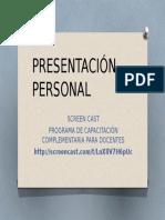 Programa de Capacitación Complementaria para Docentes-MAD