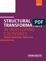 Structural Transformation in Developing Countries