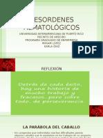 DESORDENES HEMATOLOGICOS 4