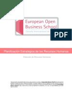 Manual de Estudio-planificacion Estrategica de Los Rrhh
