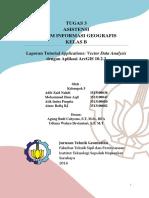 Applications Vector Data Analysis