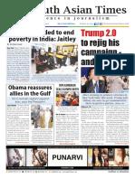 Vol-8-Issue-50 April- 23 -April - 29, 2016