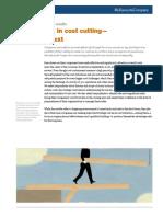 Cost Cutting1