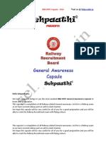 Capsule for Indian Railways Recruitent Exam