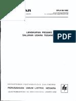 Spln 98_1992 Lengi(Apan Pegang Kabel Pilin Saluran Udara Teg