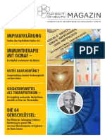Spirit of Health Magazin Ausgabe 3