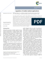The Regulation of Mobile Medical Applications, Lab on a Chip 2014 (1)