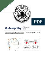 Quantum Telepati Free eBook