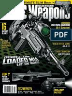 Guns Weapons for Law Enforcement - June-July 2015