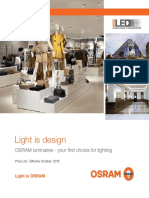 Get Osram lighting at the best prices.