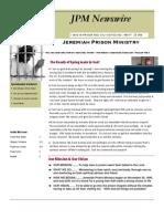JPM April 2010 Newsletter
