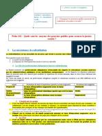 Fiche 112 - Les Moyens Pour Les Pouvoirs Publics Pour Assurer La Justice Socialedoc