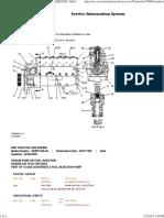 Fuel Pump + Price List Trakindo Engine 3406 (D8N)