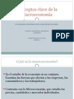 Objetivos e Instrumentos de La Política Macroeconómica