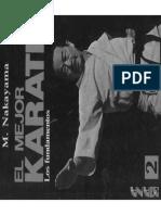 Nakayama - Best Karate Vol2 (Spa)