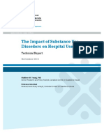 Young M.M. Jesseman R.J. 2014 the Impact of Substance Use Disorders