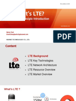 LTE Basic Principle Introduction v2