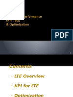 LTE Air Performance
