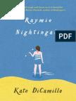Raymie Nightingale by Kate DiCamillo sampler