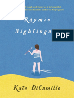 Raymie Nightingale by Kate DiCamillo sampler