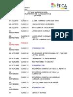 FET102 Calendario de Clases Vi