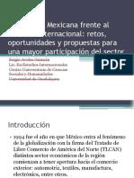 5.La Aviacin Mexicana Frente Al Mercado Internacional
