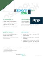 AppsZoom SDK