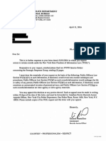 NYPD SRG FOIL Disclosure