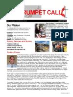 Trumpet Call 2016-4-17