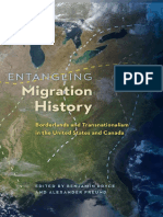 Contested Boundaries) Benjamin Bryce, Alexander Freund-Entangling Migration History_ Borderlands and Transnationalism in the United Sta