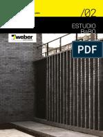 BaBO - El Material de Lo Construido-WEBER