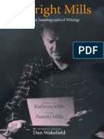C. Wright Mills, Dan Wakefield-C. Wright Mills_ Letters and Autobiographical Writings (2000)