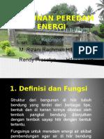 Bangunan Peredam Energi