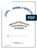 Kertas Model 7 Geografi STPM Penggal 2 2016