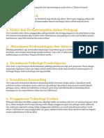 Ciri-ciri Guru Abad Ke 21