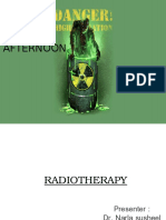Radiotherapy in head and neck